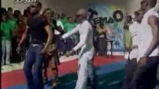 Douksaga et la Jet Set à Tempo (avec le molare!)