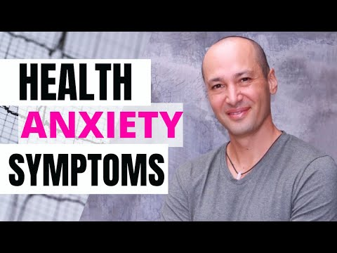 Health Anxiety Symptoms... How To Face ALL Your Symptoms (PRACTICAL GUIDE) thumbnail