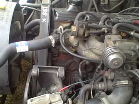 replacing an alternator youtube rh youtube com volvo 240 alternator wiring diagram GM Alternator Wiring Diagram
