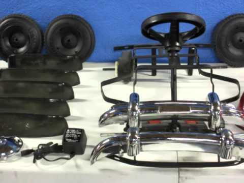 VW VOLKSWAGEN PEDAL AND ELECTRIC CAR PARTS FOR SALE