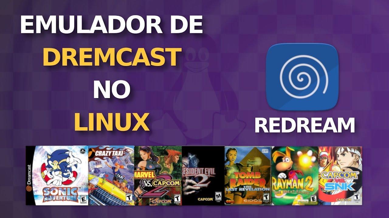 Redream um ótimo emulador de Dreamcast para PC e Android - Diolinux