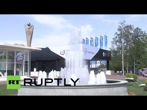 LIVE: Second day of Saint Petersburg International Economic Forum