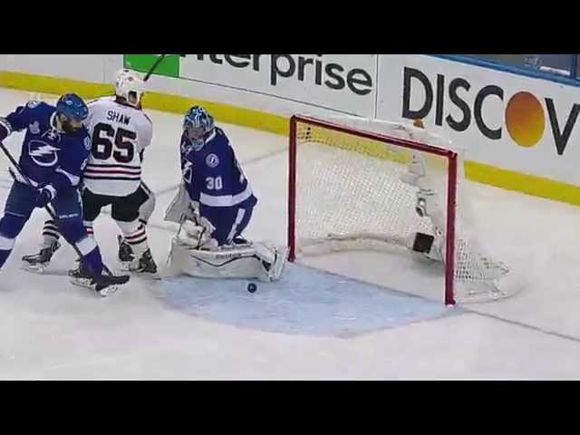#slowmoMonday: Best of the Stanley Cup Final