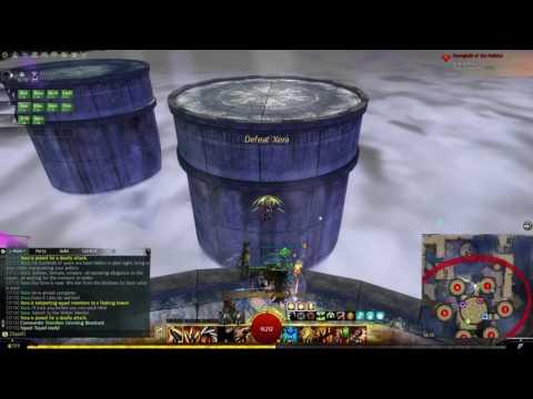 Guild wars 2 Xera