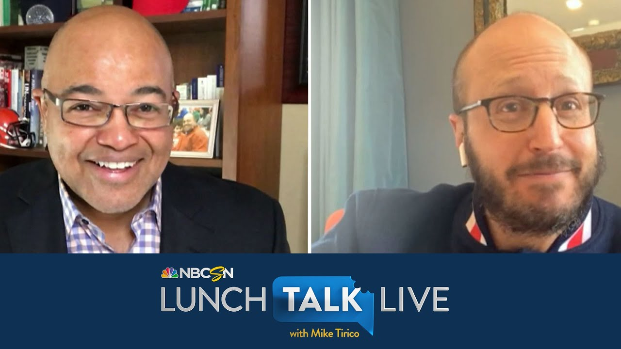 Roger Bennett talks Premier League restart, Men in Blazers | Lunch Talk Live | NBC Sports