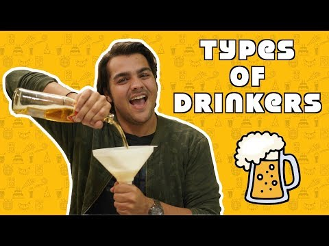 Types Of Drinkers | Ashish Chanchlani