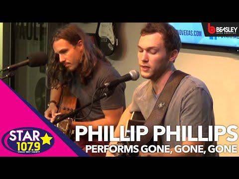 Phillip Phillips performs Gone, Gone, Gone for Star 107.9