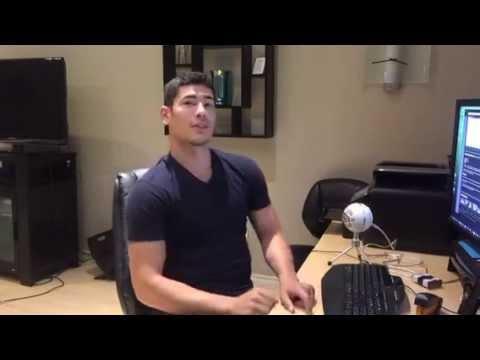 Chaosmen S Troi Periscope Interview Youtube