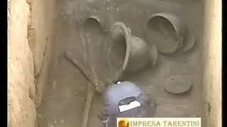"Scavi archeologici ""Li Castelli"", parco Messapico Manduria"