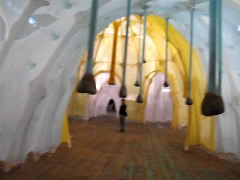 The Ernesto Neto's Anthropodino Amazing Experience