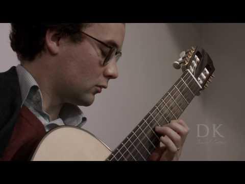 Ian Watt plays Bach Fugue BWV 1000