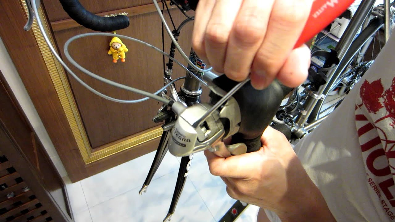 shimano flight deck shifters instructions