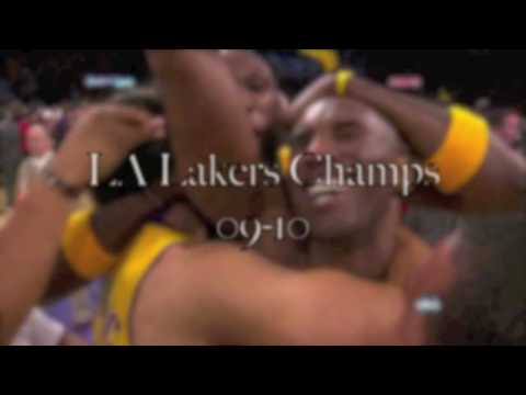 Lakers 09-10 Season Mix *HD*