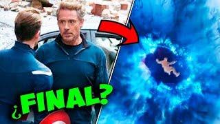 Avengers ENDGAME ¿Así Sera El Final?!!! Reinicio de la Realidad-Teoria