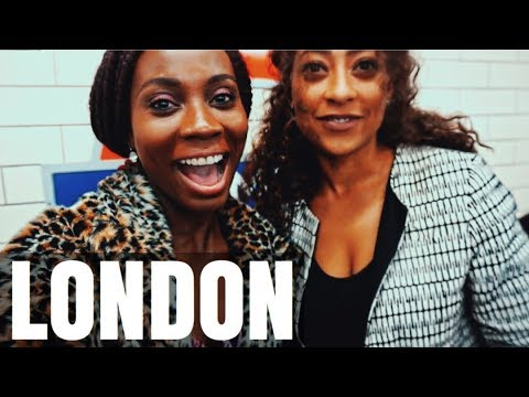 LAGOS TO LONDON TRAVEL VLOG - CLUBBING IN THE CITY - #2 | SASSY FUNKE