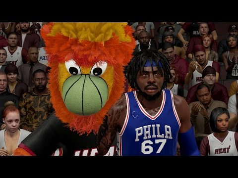 NBA 2K16 MyCareer #15 - #thereturn to Miami