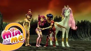 Мия и Я - 1 сезон - 3 - 5 серия - Mia and me Золотой сын | Мультики для детей про эльфов, единорогов
