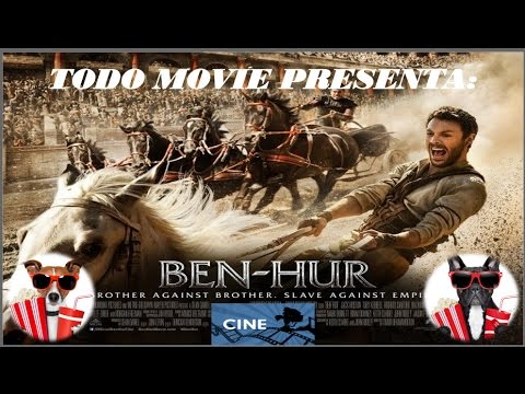 Descargar Ben Hur 2016 Audio Latino Youtube