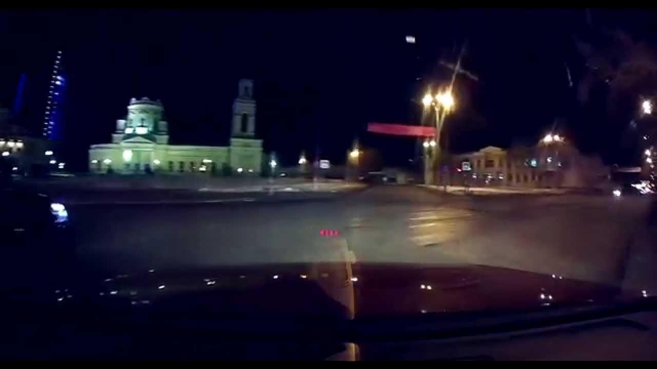 DragNight: Audi Q5(APR 265hp) vs Mercedes GL400, Subaru Turbo, Cadillac Escalade