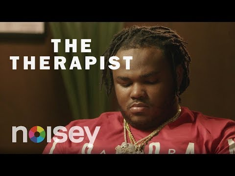Tee Grizzleys First Therapy Session After Prison and Fathers Death | The Therapist
