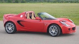 2008 Lotus Elise SC 220 - First Drive - CAR and DRIVER