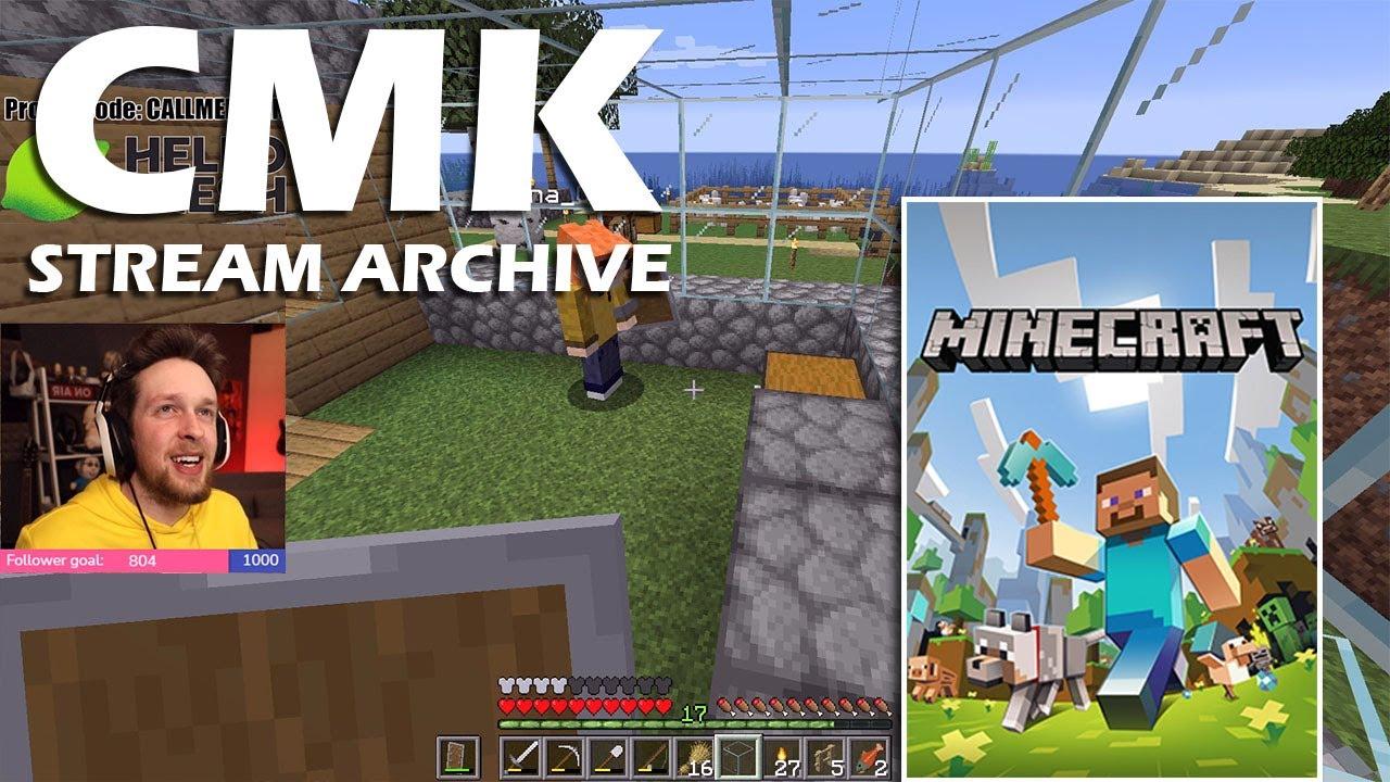 Minecraft (with Anna_Chess) | 2021-04-01