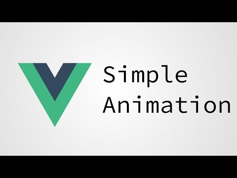 Vue js: Animation - YouTube