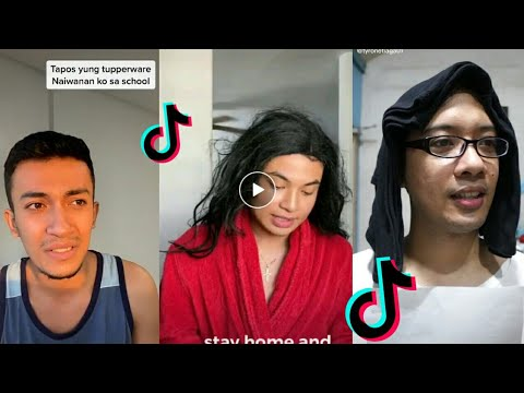 Fynestchina|Marvin Fojas| Tyron Tiaga funny tiktok compilations (Laughtrip to HAHAHA)
