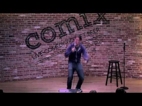 Misha Han - Comix Comedy Club - 7242016