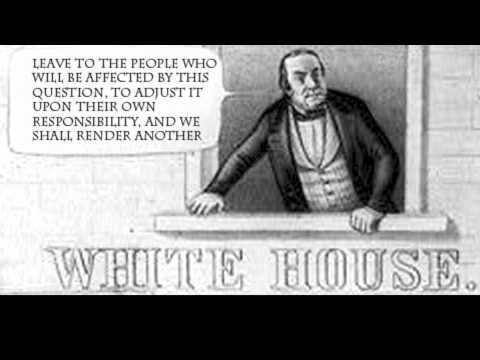 Lewis Cass for Popular Sovereignty