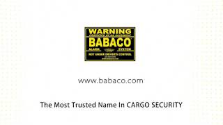BABACO Cargo Security - Commercial Truck Locks - Van Locks - Roll Up Door Locks