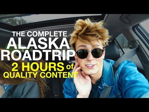 ROADTRIP TO ALASKA COMPLETE - 2 HOUR VLOG! EPIC ADVENTURE