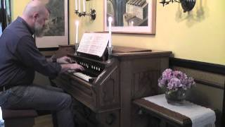 DULCKEN:  Response, for Mason & Hamlin Liszt Organ