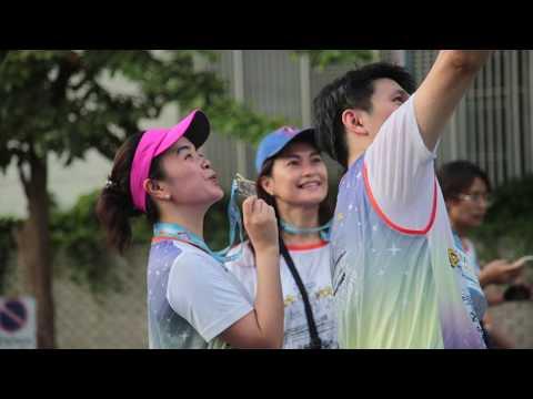 Bangkok 10 km International Run 2017 -  Thailand