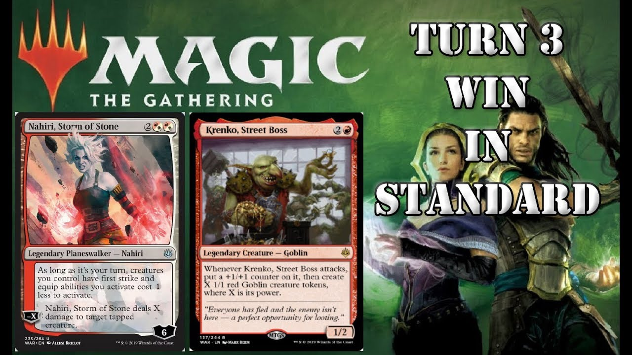 War of the Spark Spoilers Leaked | Turn 3 Win Standard