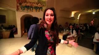 Ketemu Nadine Di Turki, Kita Coba Hot Air Balon Di Capadokya Dan Makan Malam Wine Hot Belly Dance
