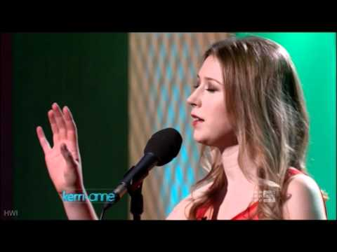 Gabriel's Oboe (Whispers in a Dream) - Hayley Westenra  live in Sydney