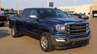 Brand New 2017 GMC Sierra 1500 SLT For Sale In Medicine Hat, AB!