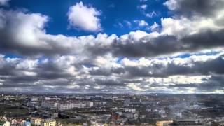 Удивительный вид на Севастополь со створного знака(, 2016-02-06T10:33:05.000Z)