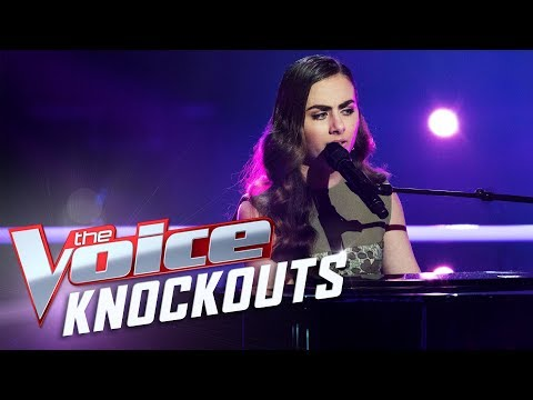 Lara Nakhle performs People Help The People | The Voice Australia 2017