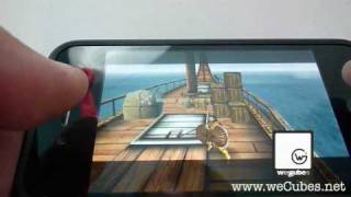 Gameloft Hero of Sparta II iPhone4 HD version hands on by weGeeks