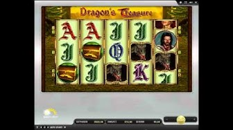 Dragon's Treasure - Merkur Automat - sunmaker