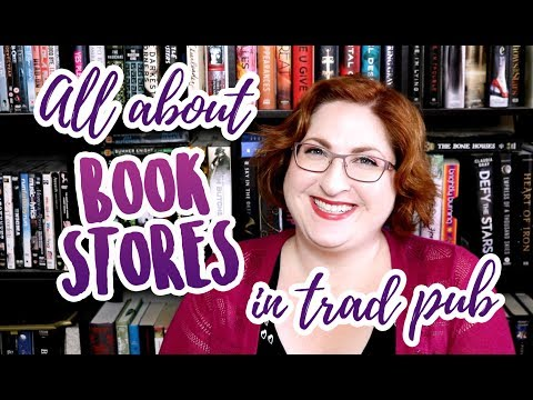 Book Store SECRETS! How Publishers Distribute Books