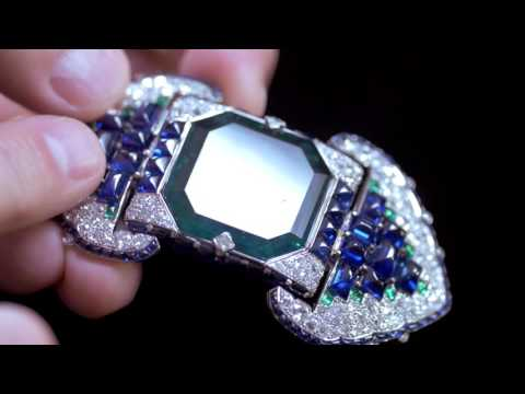 1920s Cartier Brooch