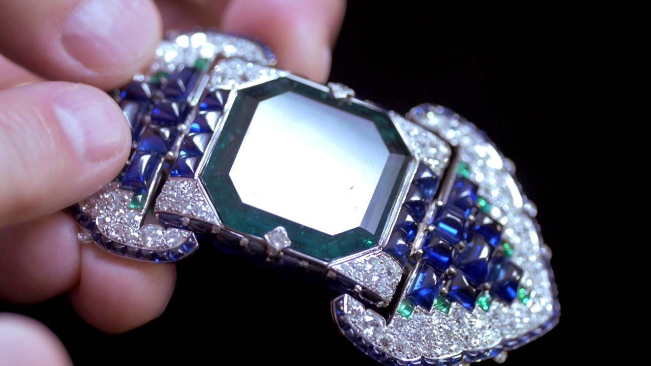 1920s Cartier Brooch
