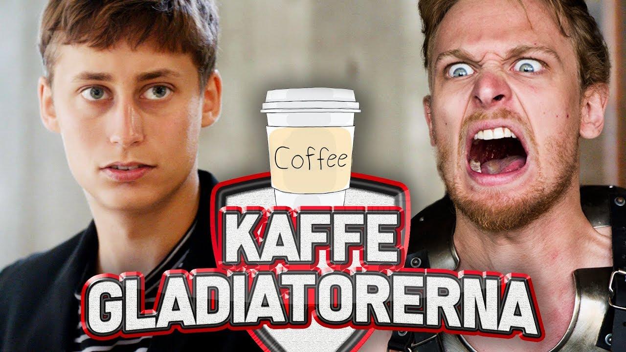 KAFFE-GLADIATORERNA