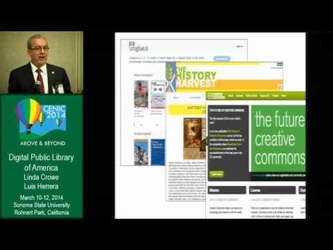 2014 Conference: The Digital Public Library of America