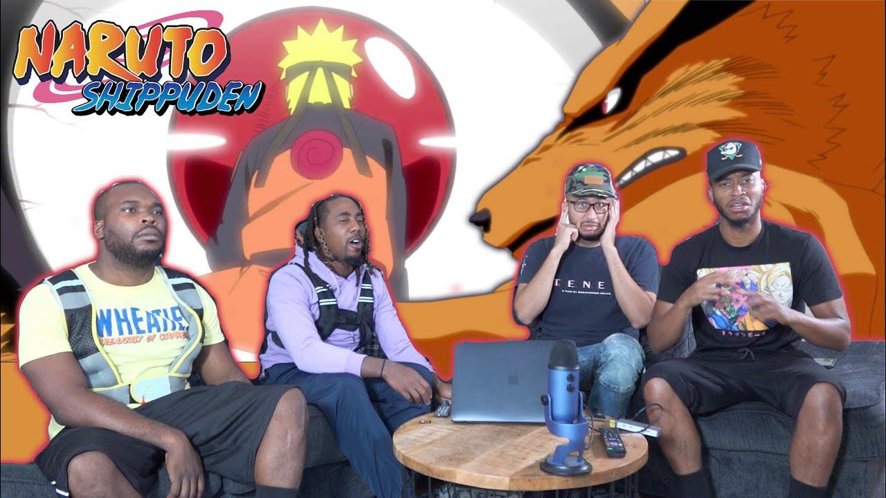 Download Kurama the Ninetails! Naruto Shippuden 327 & 328 REACTION/REVIEW