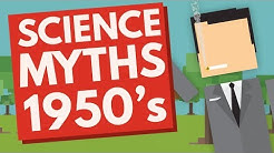 Unbelievable Myths From The 1950s DEBUNKED!