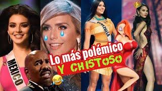 Lo más polémico y gracioso de Miss Universo 2018 - Datos curiosos   REMAKE NEWS